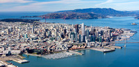 02022018 aerial panoramic - San Francisco Aerial Photography